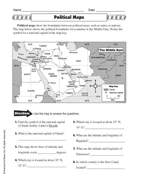 Map Worksheets 2nd Grade United States Map Worksheet 2nd Grade