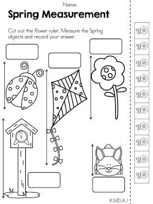 Mass Worksheets 3rd Grade Free Math Measurement Worksheets for Kindergarten