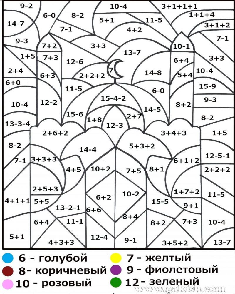 Math Coloring Worksheets 7th Grade 7th Grade Math Printable Worksheets Coloring In 2020 with