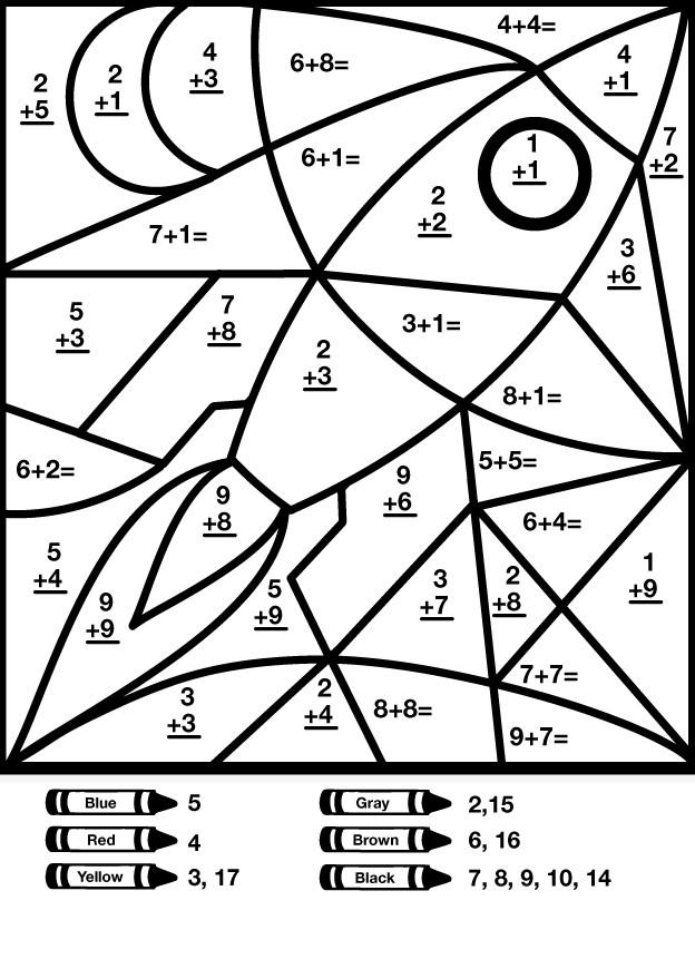 Math Coloring Worksheets 7th Grade Coloring Multiplication Worksheets Free Printable Practice