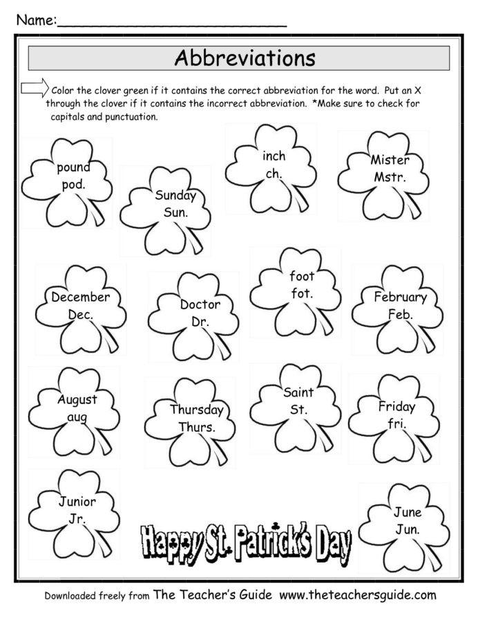 Memorial Day Worksheets First Grade St Worksheets for Elementary Printable Memorial