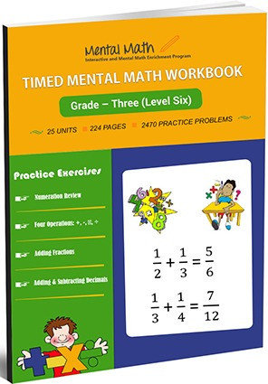 Mental Math Worksheets Grade 6 Mental Math Worksheets Grade 3 [download Free Samples now]