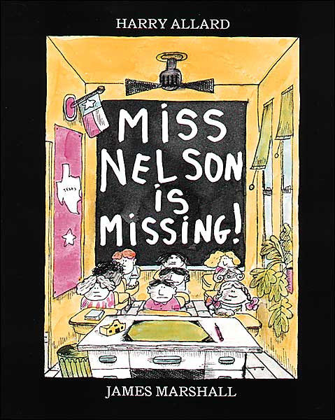 Miss Nelson is Missing Printables Miss Nelson is Missing Resources and Ideas