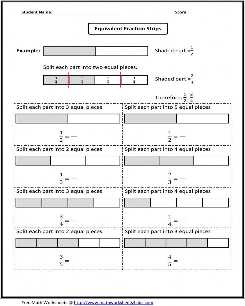 Number Lines Worksheets 3rd Grade Free Printable Math Fraction Worksheets for 3rd Grade Number