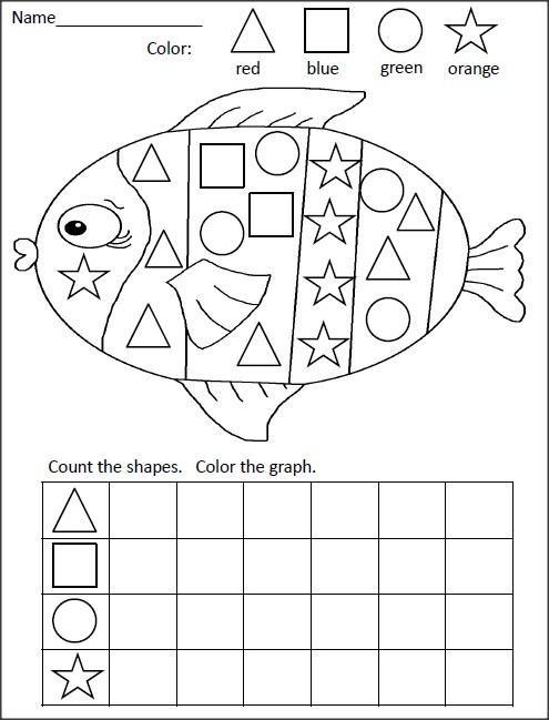 Ocean Worksheets for Preschool Ocean Animal Worksheet for Kids