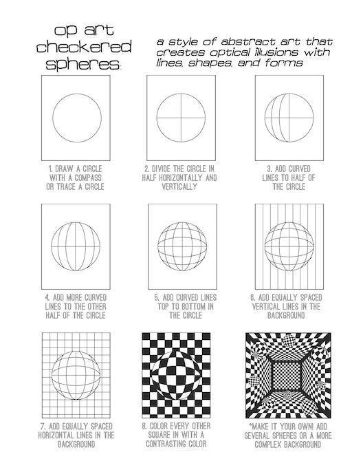 Optical Illusion Worksheets Printable 751d273b43d4a05c20c F98beec3 528—686 Pixels