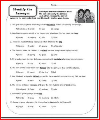 Parts Of Speech Printable Worksheets Identifying Parts Of Speech Worksheets Free