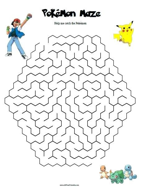 Pokemon Math Worksheets Printable Pokemon Worksheets Printable – Keepyourheadup