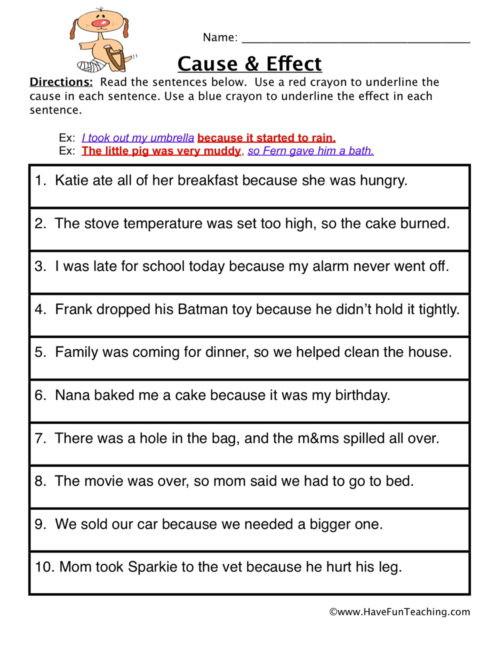 Predictions Worksheets 3rd Grade Predictions Worksheets • Have Fun Teaching