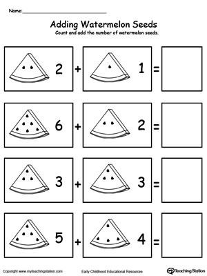 Preschool Addition Worksheets Printable Worksheet Extraordinary Free Worksheets for Preschoolers