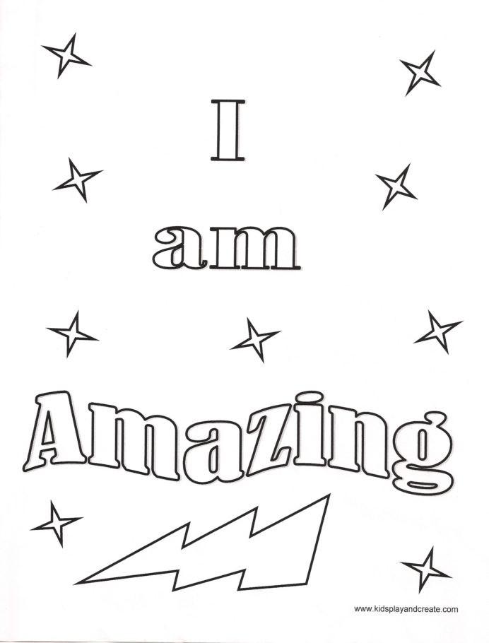 Printable Bullying Worksheets Self Esteem Worksheet for Kids Printable Worksheets and
