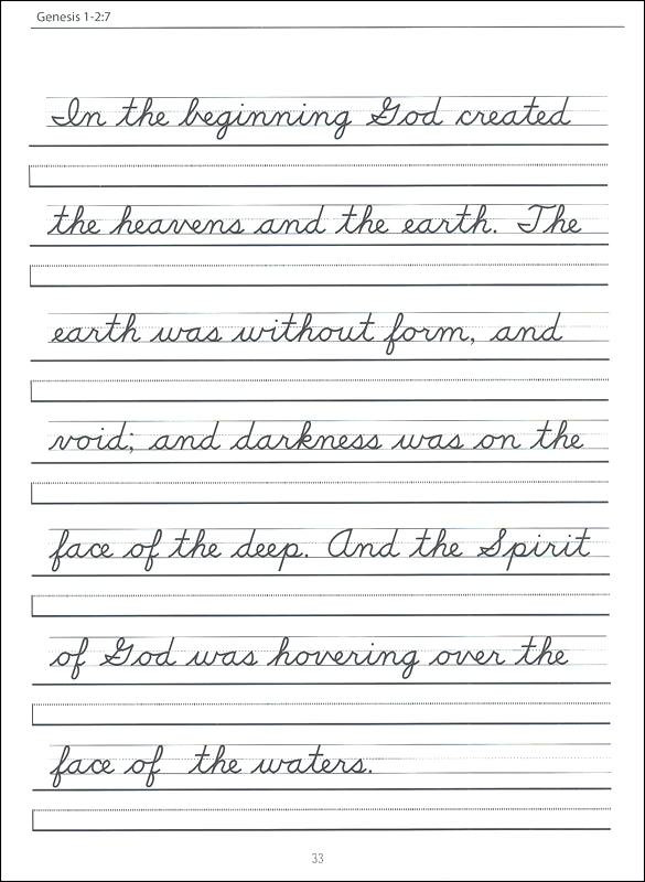 Printable Cursive Writing Worksheets Cursive Writing Practice Printables Kids Third Grade