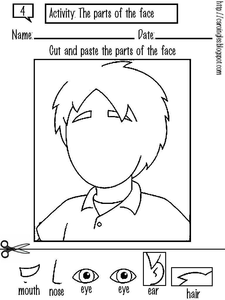 Printable Cut and Paste Worksheets 4 Preschool Worksheets Free Printables Cut and Paste