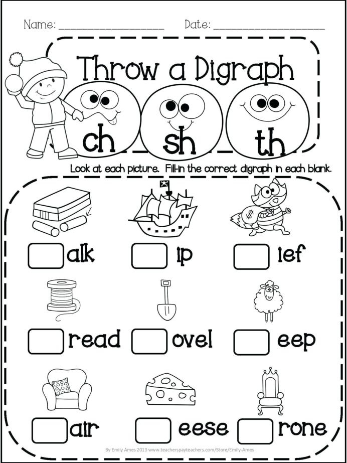 Printable First Grade Reading Worksheets Worksheet Ideas 1st Grade Reading Printables Get Crafty with