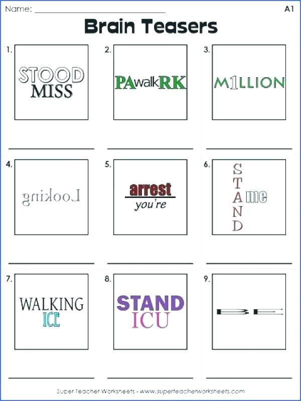Printable Rebus Brain Teasers Zany Printable Rebus Puzzles Mitchell Blog