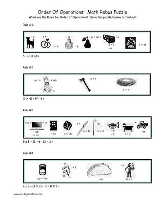 Printable Rebus Puzzles for Kids Create Free Rebus Puzzles