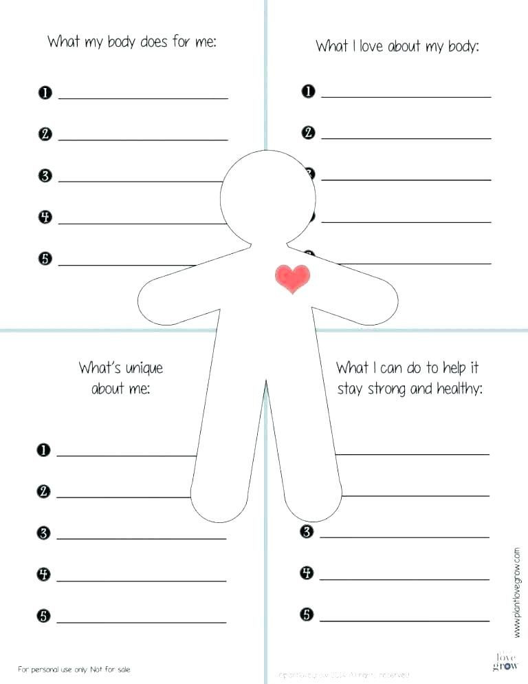 Printable Self Esteem Worksheets Pin by Izzie tombling On Teaching Ideas with Images