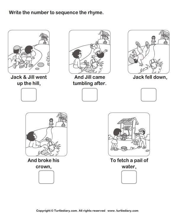 Printable Sequencing Worksheets Free Printable Sequencing Worksheets for First Grade 3