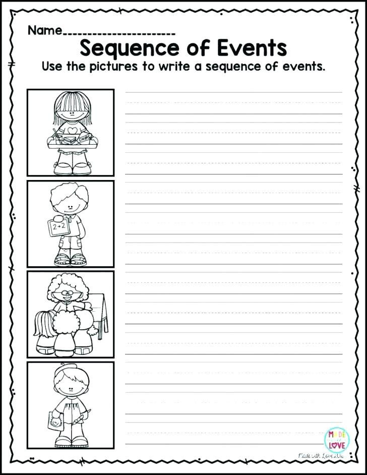 Printable Sequencing Worksheets Sequencing Worksheets 2nd Grade Snowman Sequencing Worksheet