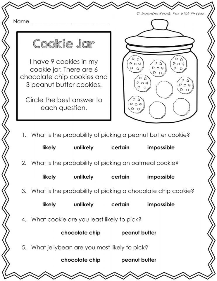 Probability Worksheet 4th Grade Pin On 4th Grade Worksheet