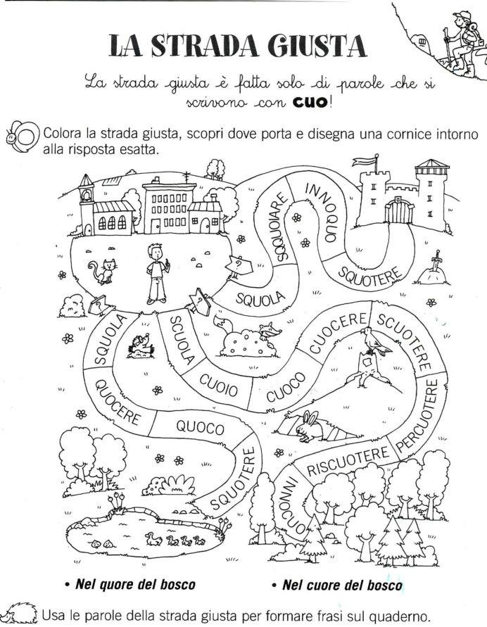Pronoun Worksheets 5th Grade Italian Worksheet Grade Printable Worksheets and Activities