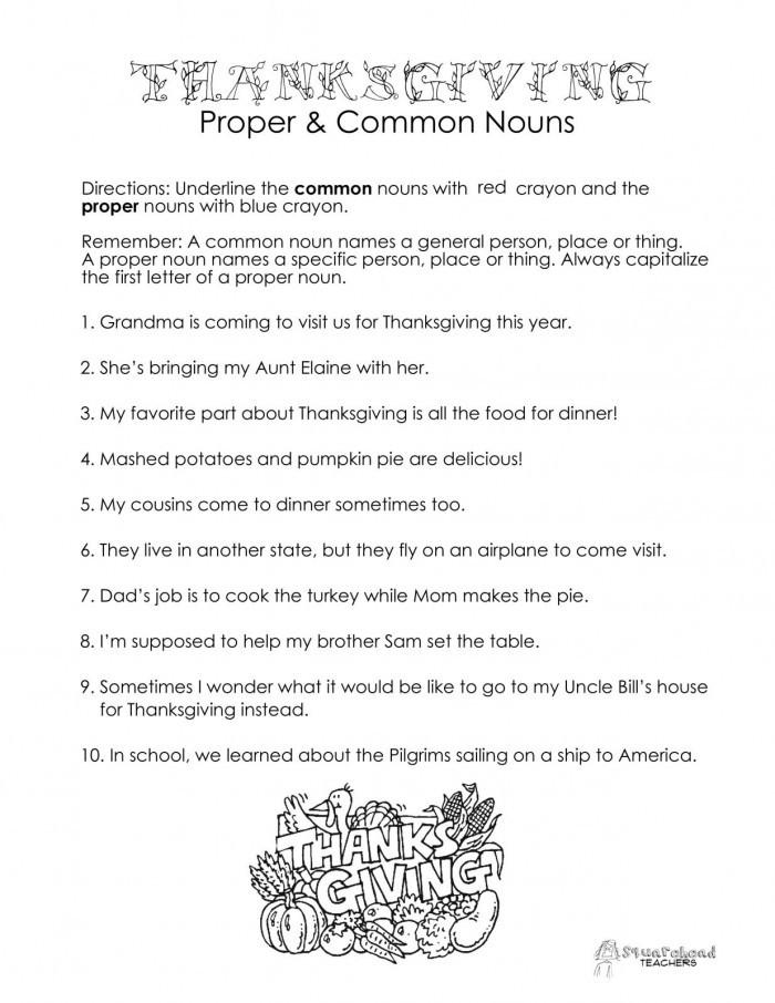 Proper Nouns Worksheet 2nd Grade Get Into Grammar Mon Proper Noun Worksheets
