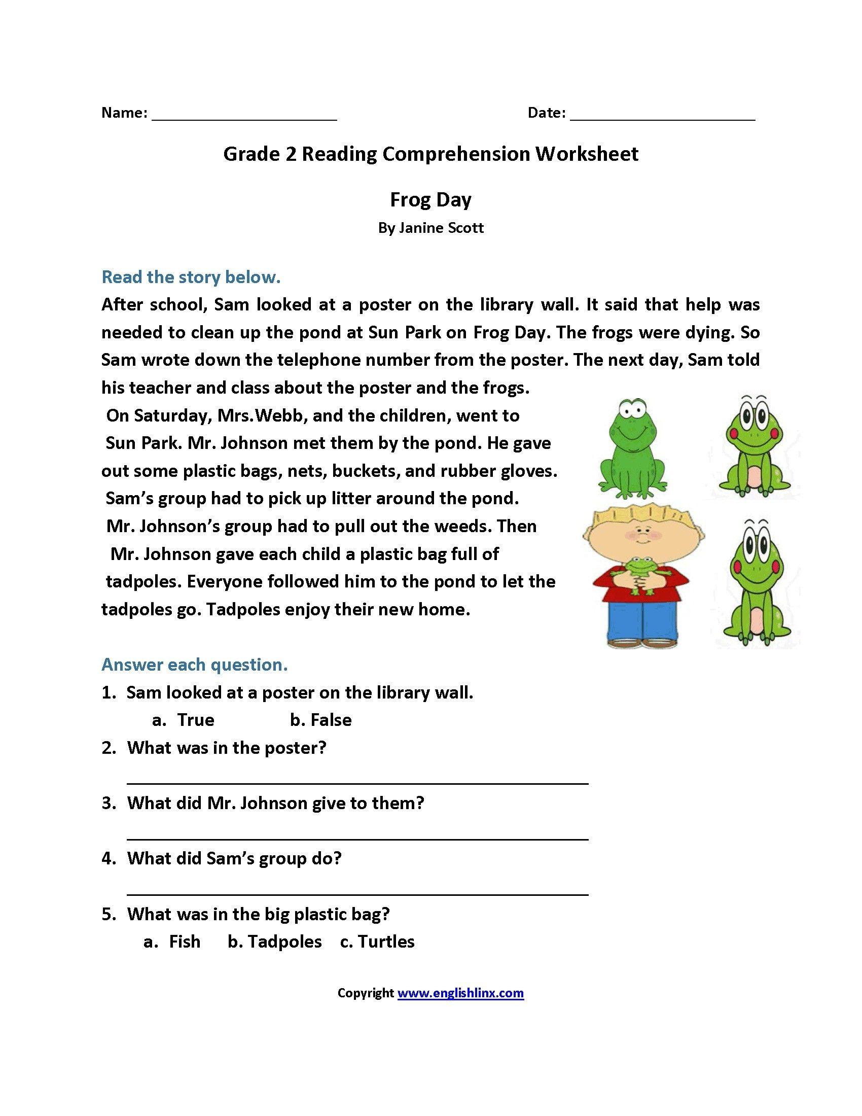 Reading Worksheets Grade 5 Free Worksheets On Prehension for Grade 5 Google खोज