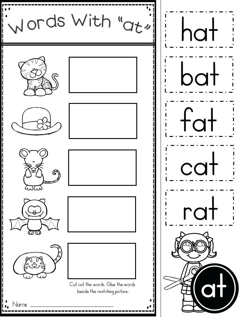 Rhyming Worksheets for Preschoolers Worksheet Interpreting Data Ks2 Worksheets Kindergarten