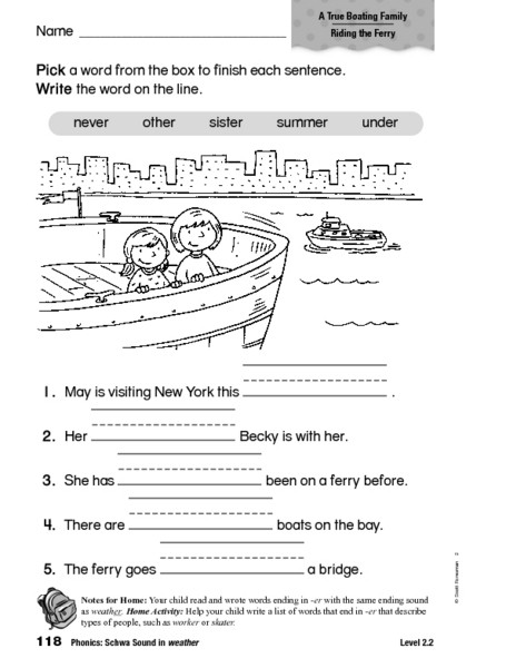 Schwa sound Worksheets Grade 2 Schwa sound Lesson Plans & Worksheets Reviewed by Teachers