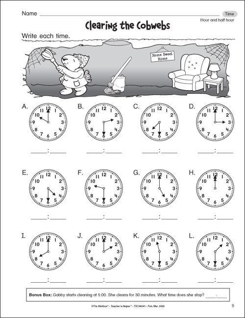 Science Worksheet First Grade First Grade Worksheets