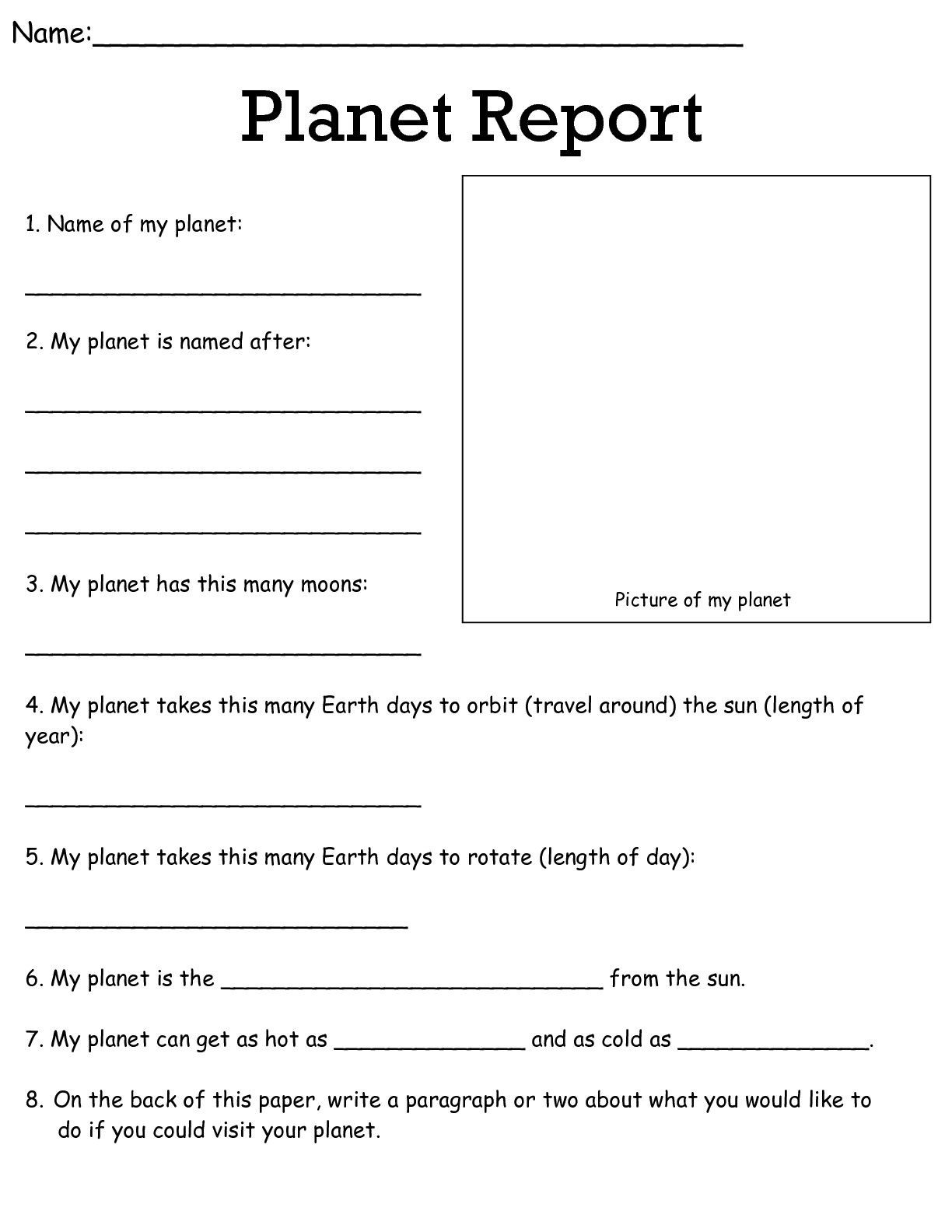 Science Worksheets for 7th Grade 5th Grade Science Worksheets with Answer Key