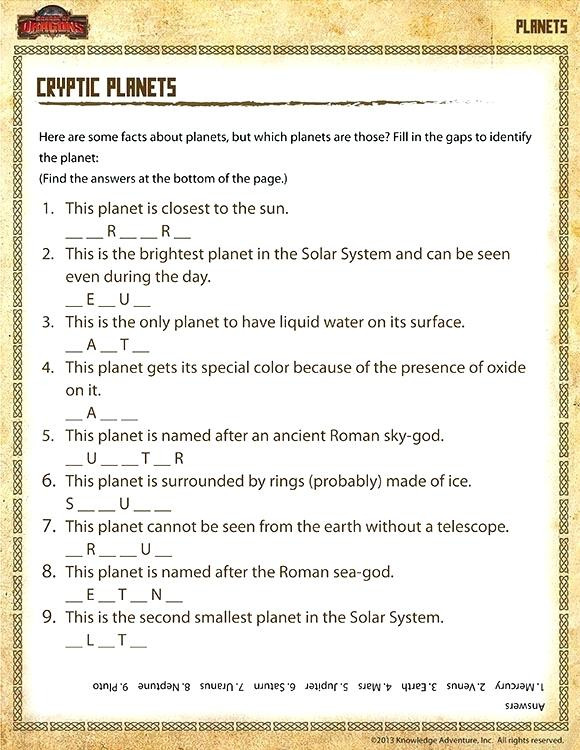 Second Grade Science Worksheets Free 5th Grade Science Worksheets – Keepyourheadup