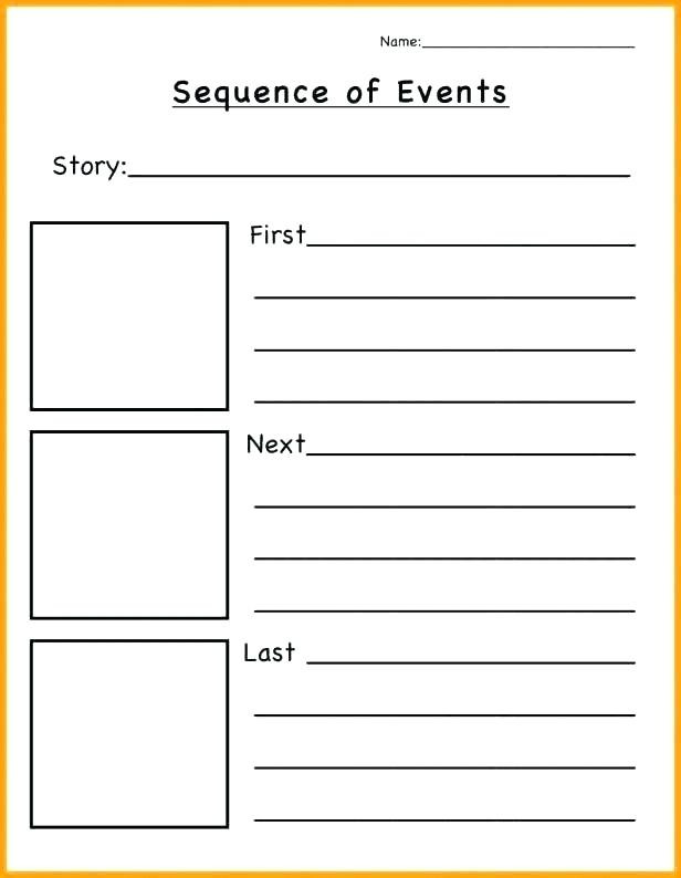 Sequencing Worksheets 2nd Grade Reptiletalkub – Page 2