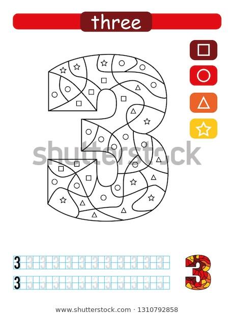 Shapes Worksheet for Kindergarten Coloring Printable Worksheet Kindergarten Preschool Learning