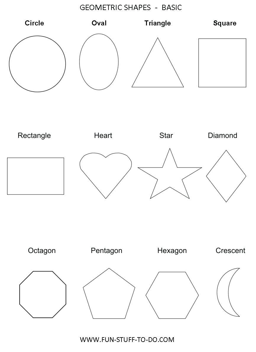 Shapes Worksheets 1st Grade Free 1st Grade Shapes Worksheets 1st Grade