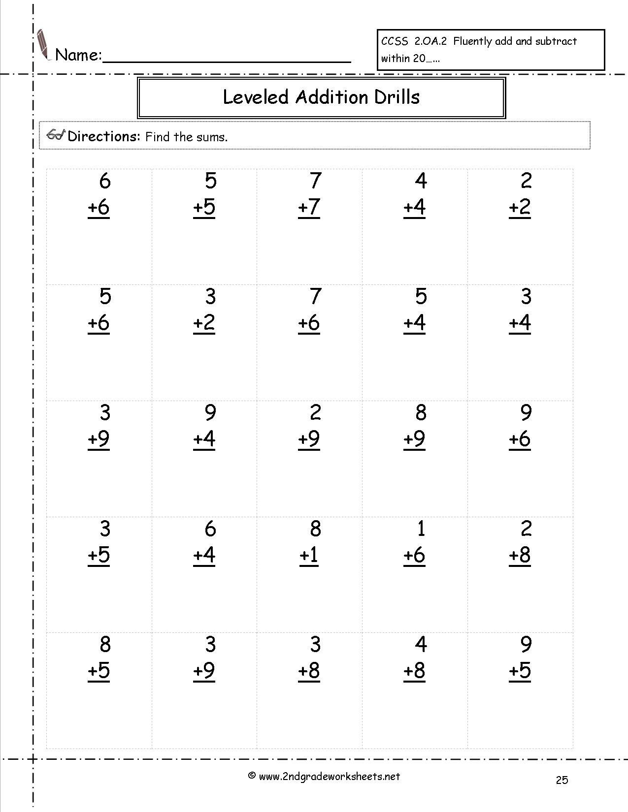 Simple Subtraction Worksheets for Kindergarten Free Math Worksheets and Printouts