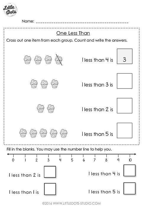 Simple Subtraction Worksheets for Kindergarten Subtraction Worksheet for Kindergarten and Grade 1 Level