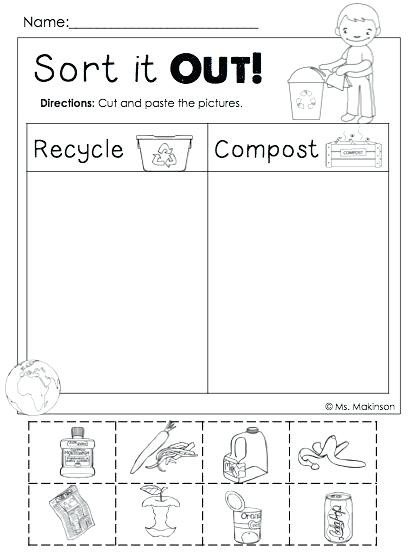 Sorting Worksheets for Kindergarten sorting by attributes Kindergarten Worksheets – whogonefight
