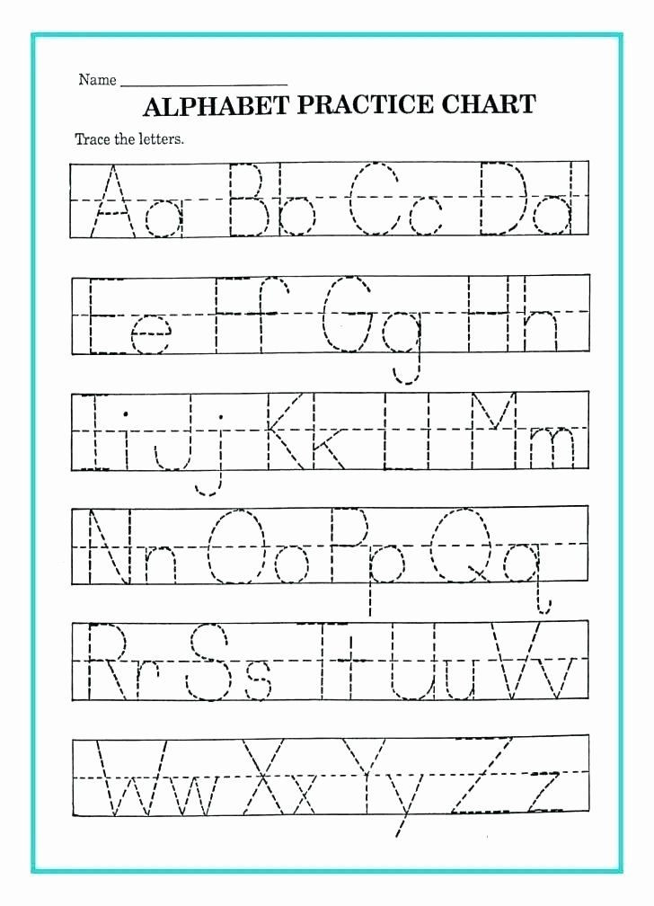 Spanish Alphabet Worksheets for Kindergarten Spanish Alphabet Worksheets for Kindergarten Printable
