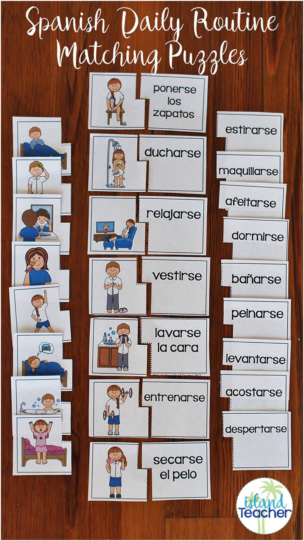 Spanish Reflexive Verbs Worksheet Printable Worksheet Spanish Reflexive Verbs