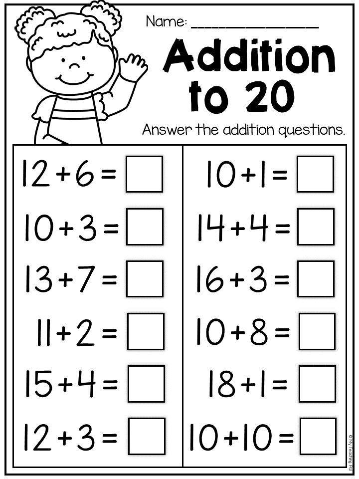 Subtraction Worksheet 1st Grade First Grade Addition and Subtraction Worksheets Distance