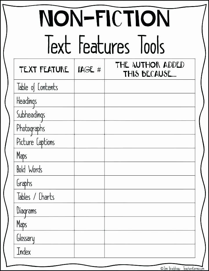Text Structure 4th Grade Worksheets Pin On Editable Grade Worksheet Templates