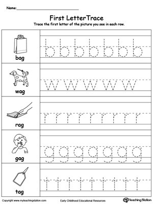 Tracing Lowercase Letters Printable Worksheets Lowercase Letter Tracing at Words