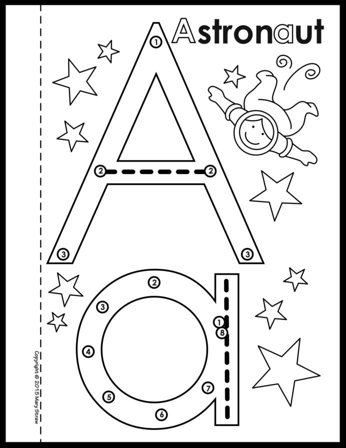 Triangle Worksheet for Kindergarten Dot to Alphabet Book Activity Coloring Triangle Worksheets