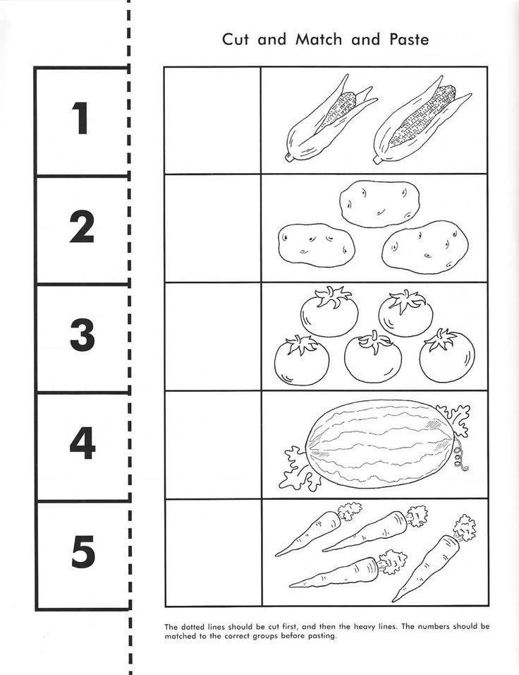 Vegetable Worksheets for Kindergarten Fruit and Ve Able Worksheet for Kids