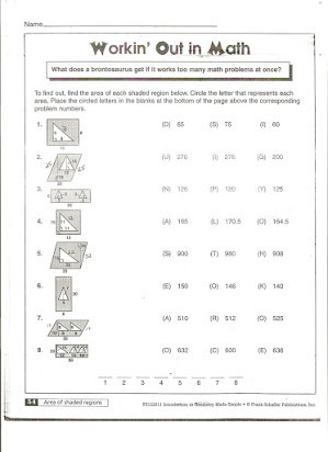 Volume Worksheet 4th Grade Free Math Worksheets area Perimeter Volume