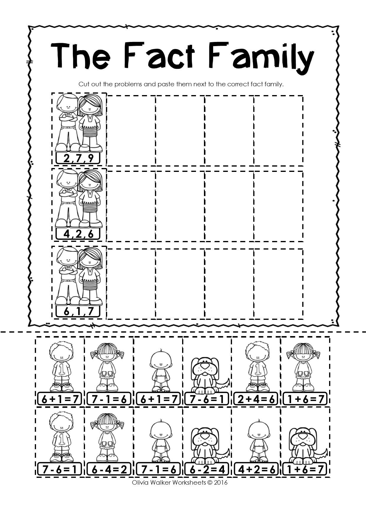 Word Family Worksheet Kindergarten Worksheet Munity Workers Right Age for