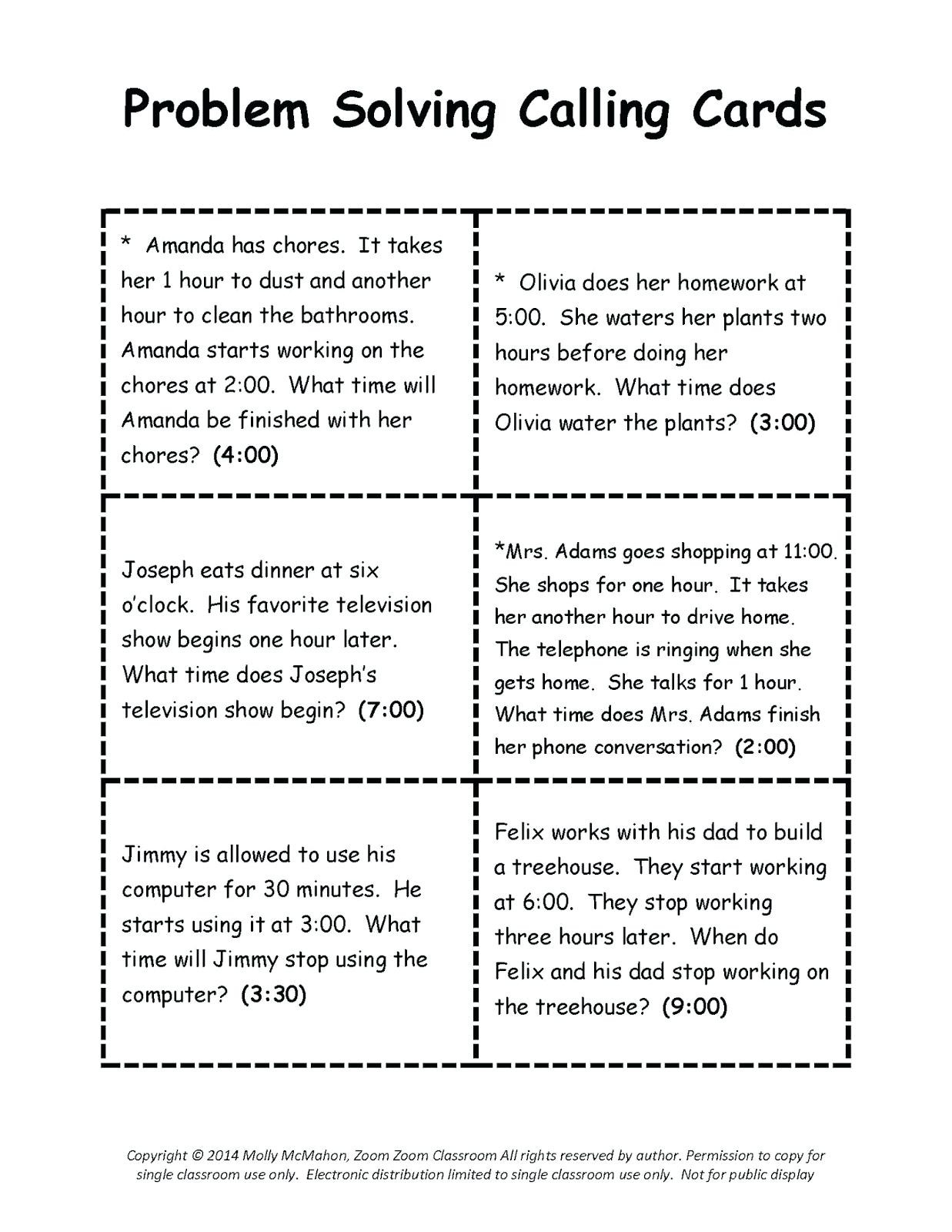 Word Problem Worksheets 1st Grade 1st Grade Math Worksheets Word Problems – Callumnichollsub