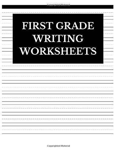 Worksheets for First Grade Writing First Grade Writing Worksheets Lined Journal Notebook to