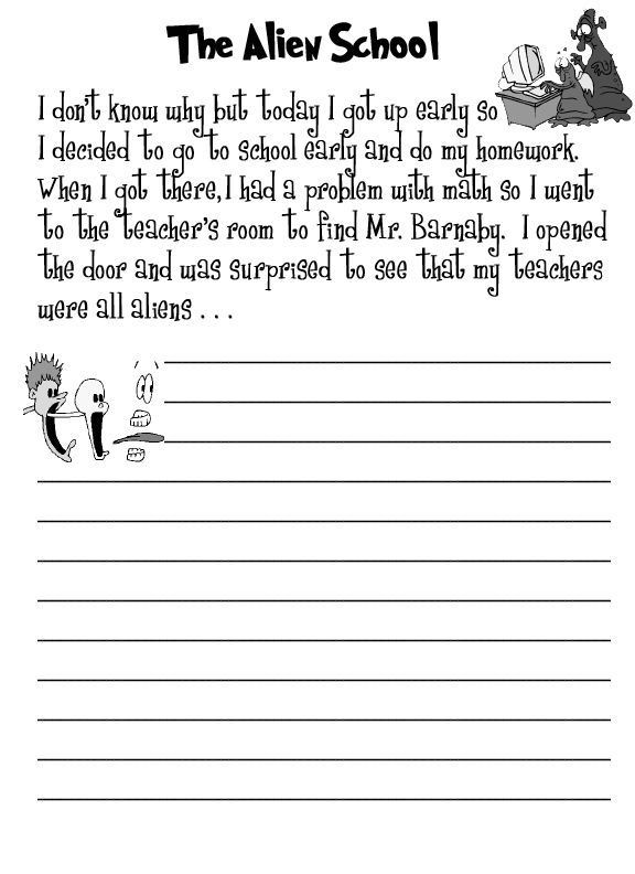Writing Worksheet 2nd Grade 2nd Grade Writing Worksheets